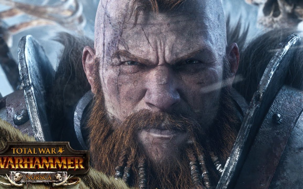 Total War Warhammer - Norsca