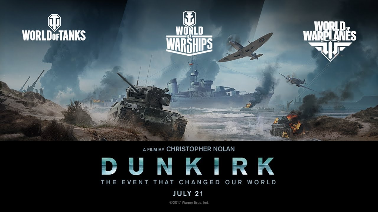 Wargaming - Dunkirk - Dunkerque
