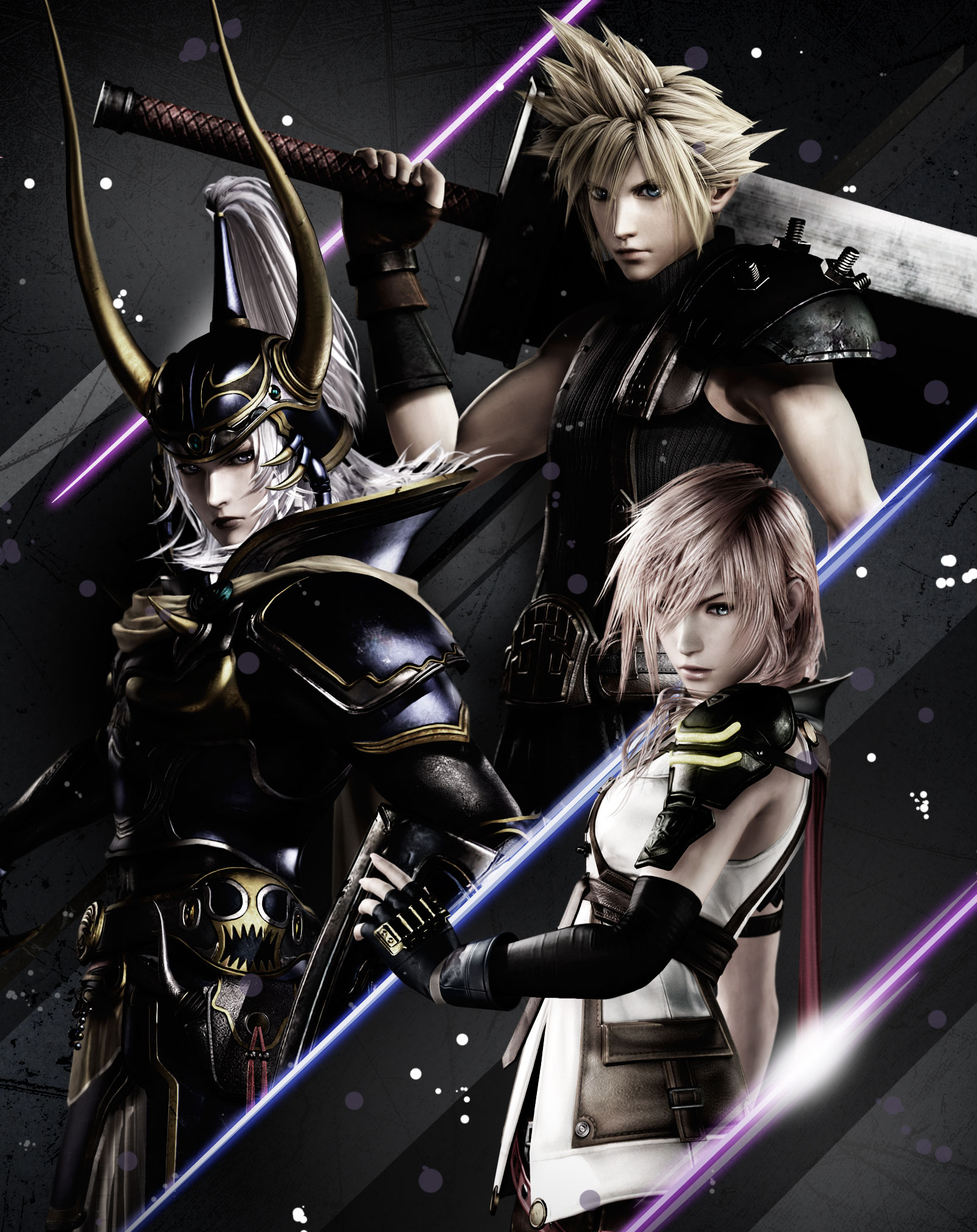 Dissidia Final Fantasy NT - Steelbook
