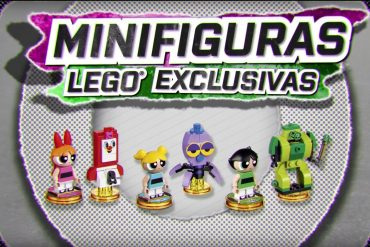 Las Supernenas - LEGO Dimensions - Powerpuff Girls