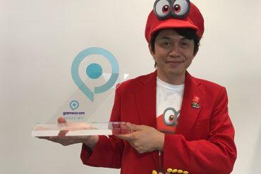 Super Mario Odyssey Gamescom 2017