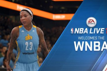 NBA Live 18 - WNBA