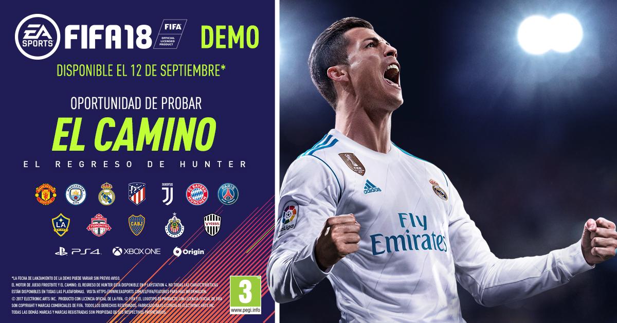 FIFA 18 - Demo