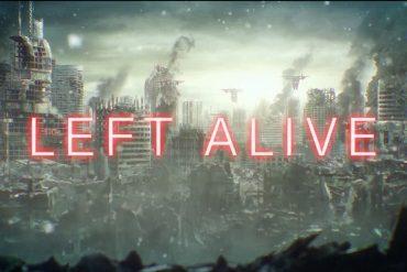 LEFT ALIVE - Square Enix