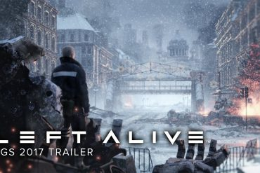 LEFT ALIVE - Trailer TGS 2017