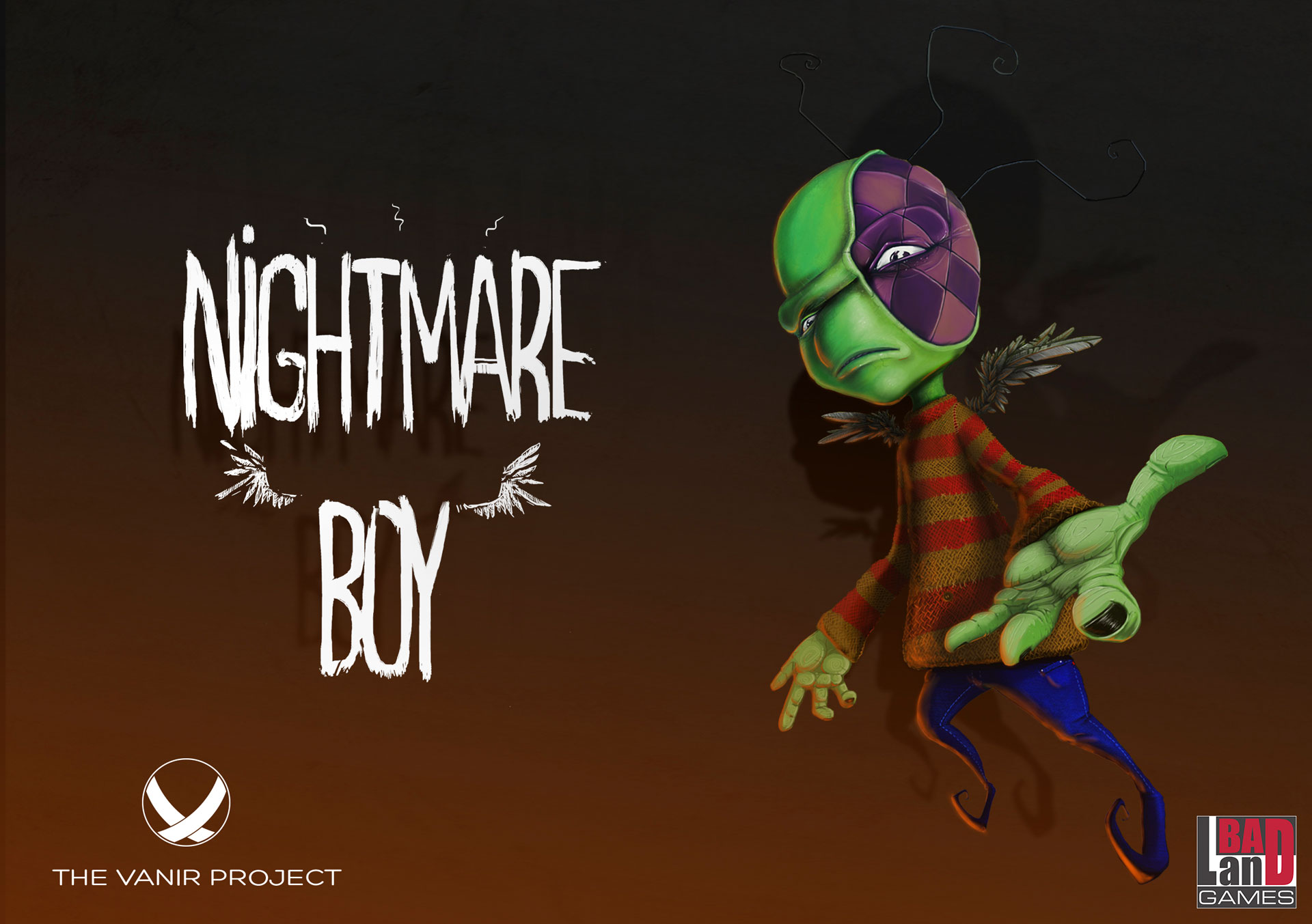 Nightmare Boy - The Vanir Project