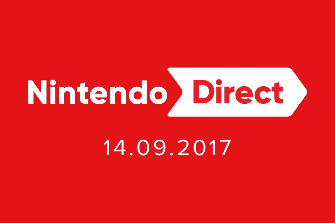 Nintendo Direct 14-09-2017