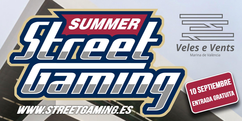 Summer Street Gaming Valencia Logo
