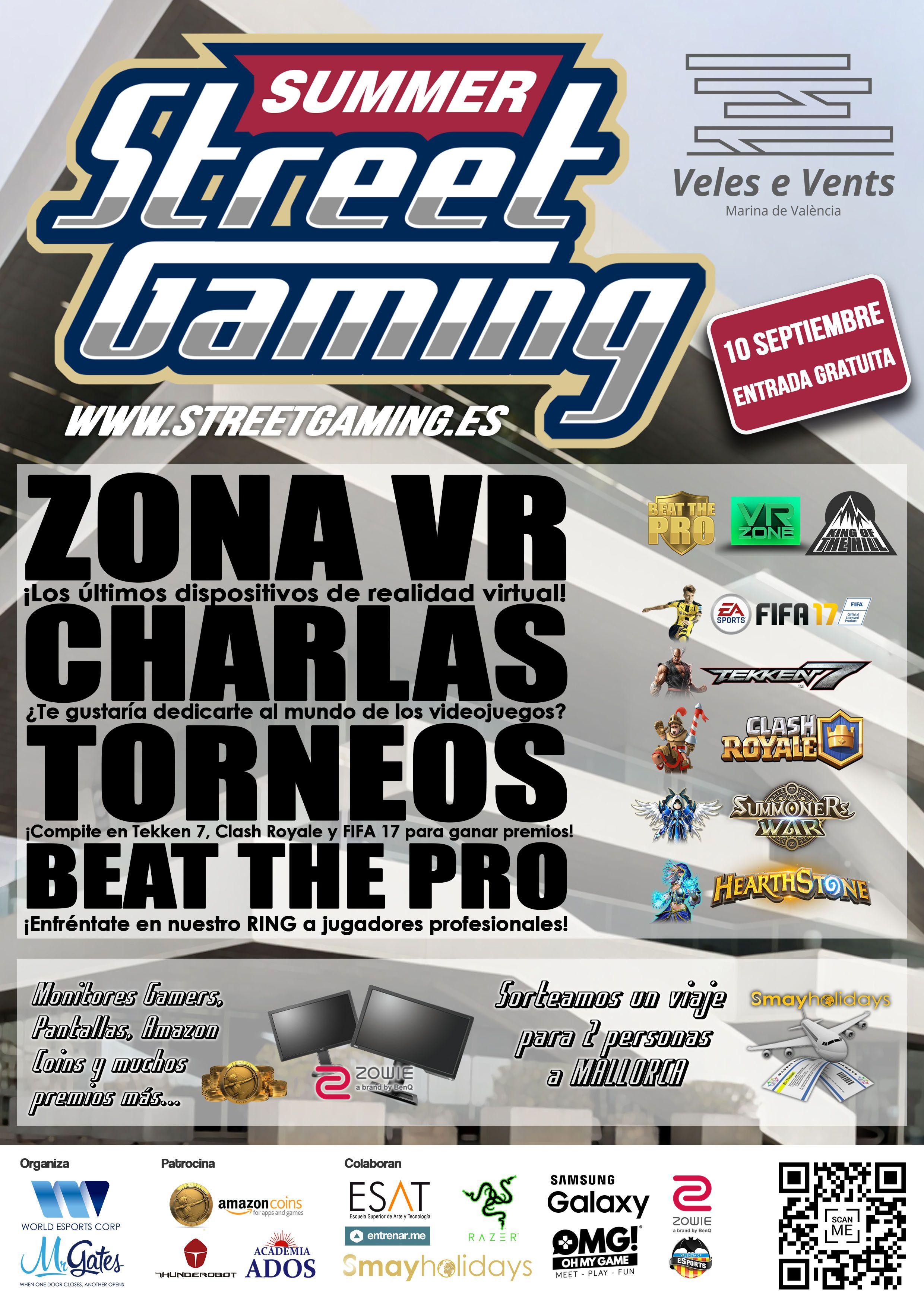 Summer Street Gaming Valencia