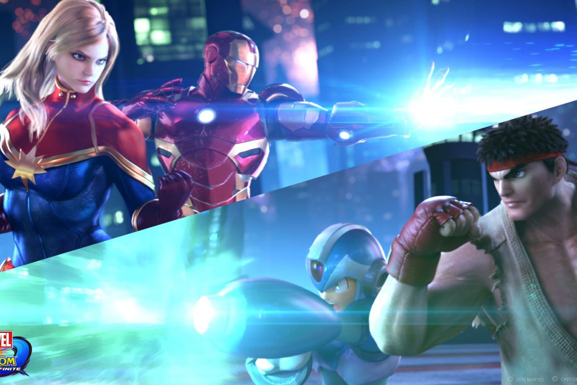 Marvel VS Capcom: Infinite
