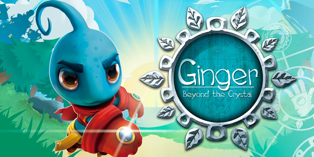 Ginger: Beyond the Crystal