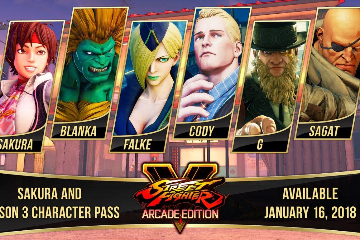 Street Fighter V: Season 3