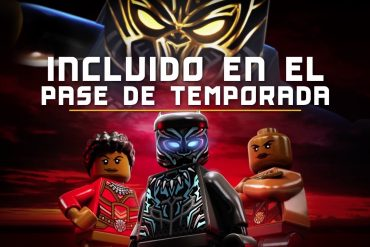 LEGO Marvel Superheroes 2 Black Panther