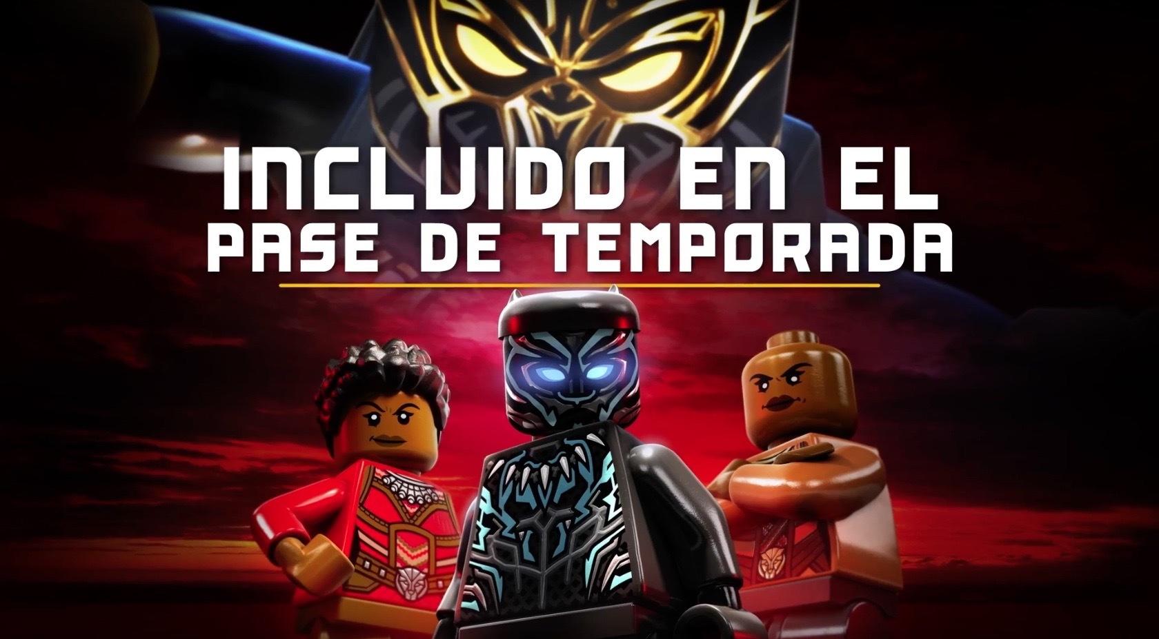 LEGO Marvel Superheroes 2 Black Panther
