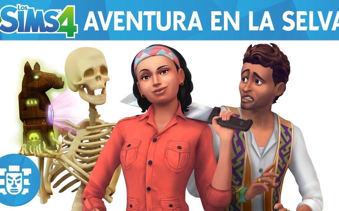 Los Sims 4: Aventura en la Selva