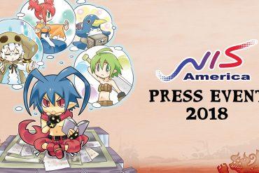 NIS Press Event 2018
