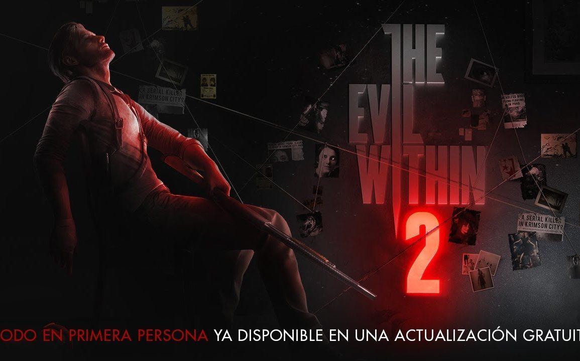 The Evil Within 2 Primera Persona