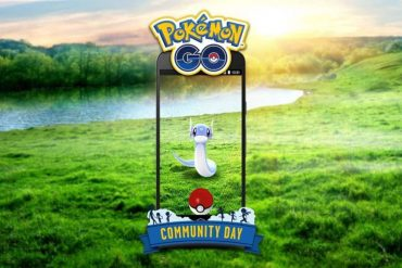 Dratini Pokémon Go Community Day