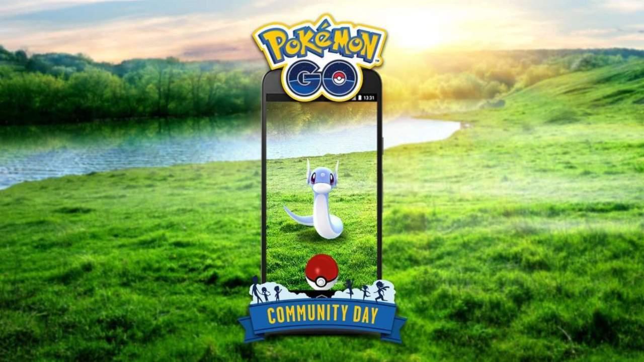 Dratini Pokémon Go Community Day