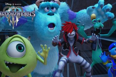 KINGDOM HEARTS III - Monstruos S.A.