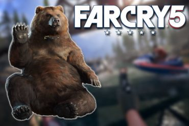 Far Cry 5 - Cheeseburger