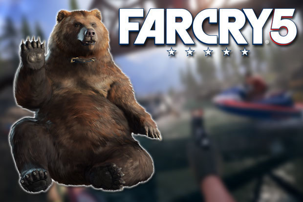 Far Cry 5 - Cheeseburger