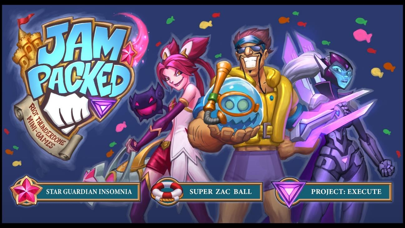 Game Jam Riot