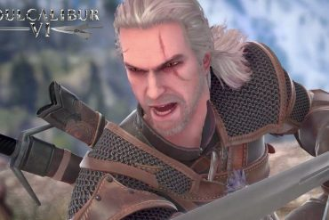 Geralt of Rivia - Soul Calibur VI