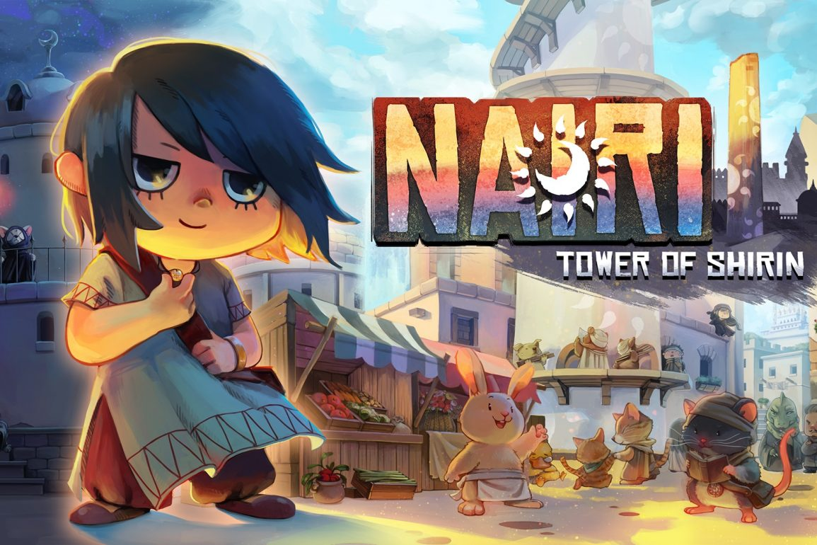 Nairi - Tower of Shirin