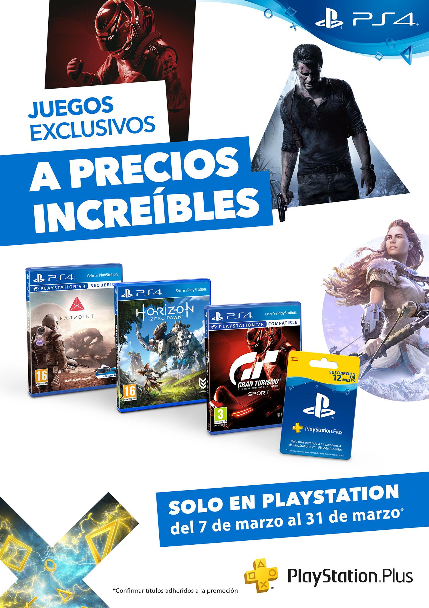 Solo En PlayStation