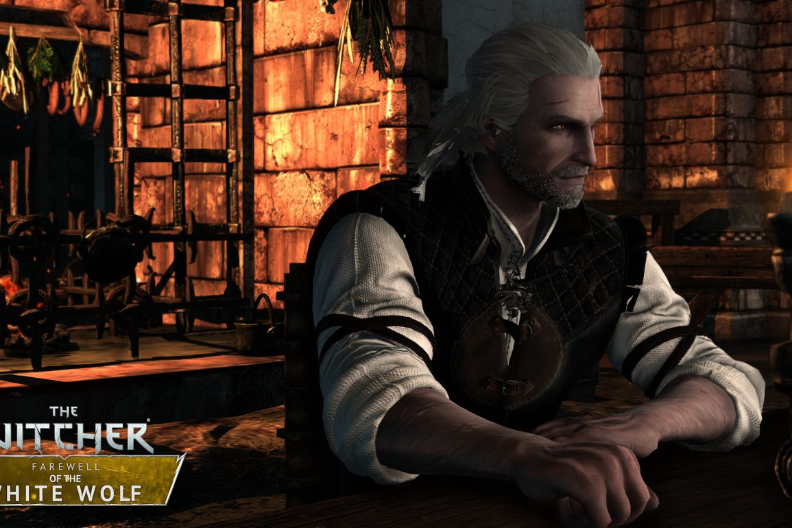 The Witcher - Farewell of the White Wolf