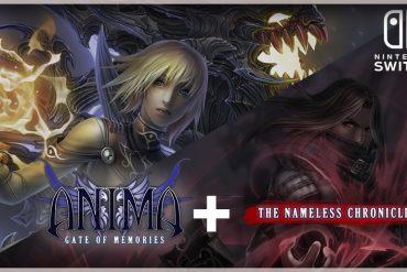 Anima: Gate of Memories + The Nameless Chronicles
