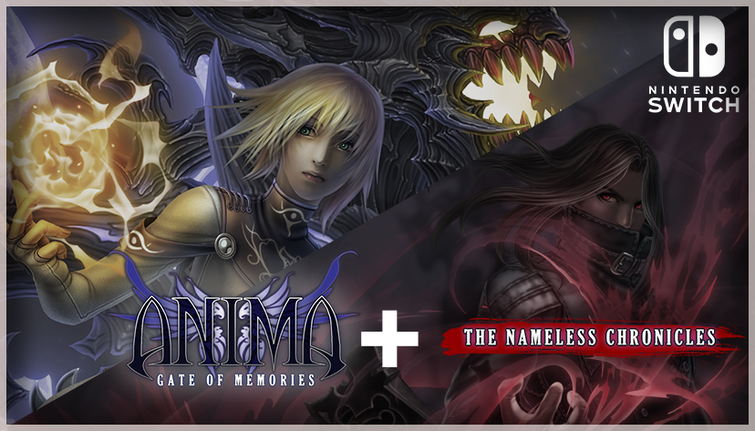 Anima: Gate of Memories + The Nameless Chronicles
