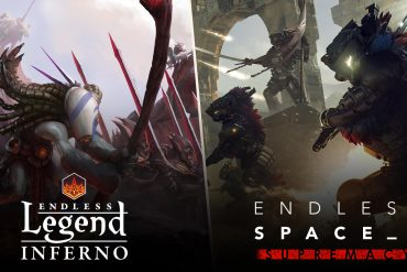Endless Space 2 Supremacy - Endless Legend Inferno