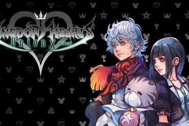 Kingdom Hearts Union X [Cross]