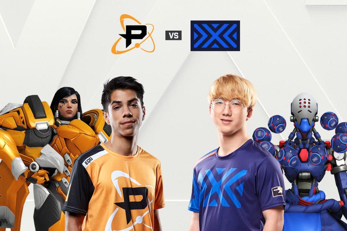 Overwatch League - Philadelphia Fusion vs New York Excelsior