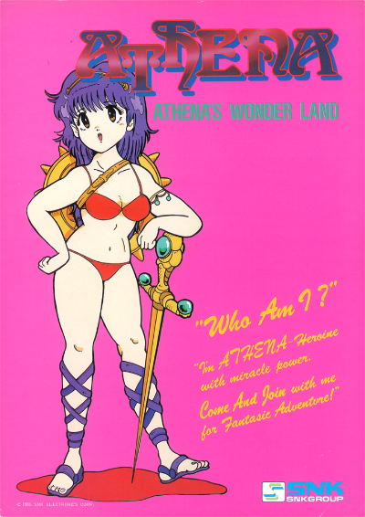 Athena's Wonder Land