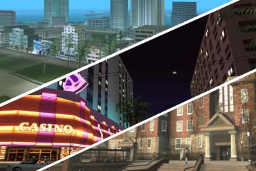 Cities - GTA: San Andreas