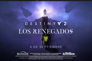 Destiny 2: Los Renegados