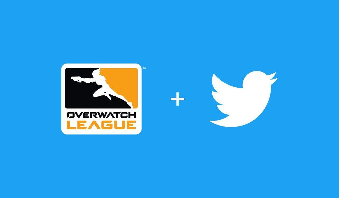 Overwatch League - Twitter