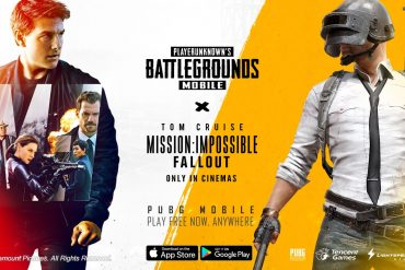 PUBG Mobile - Mission Impossible Fallout