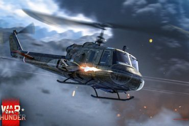 War Thunder - Helicopters