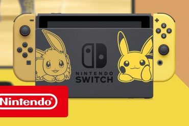 Pokémon: Let's Go - Switch