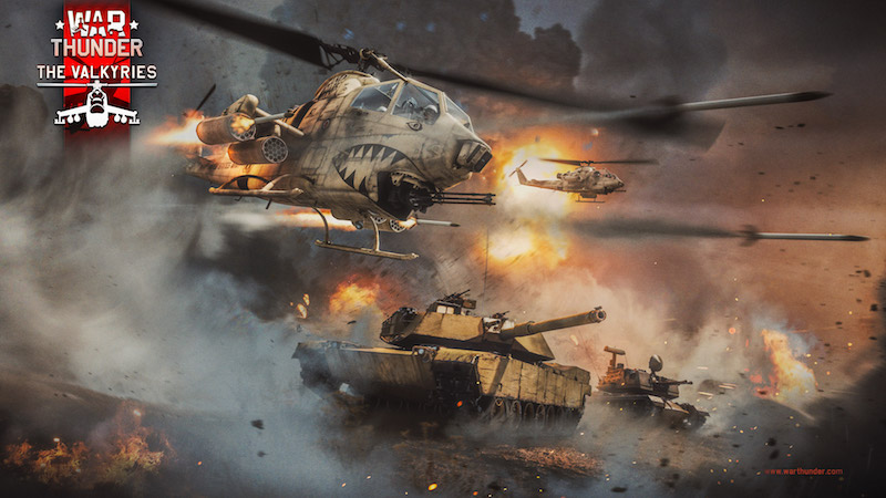 War Thunder - The Valkiries