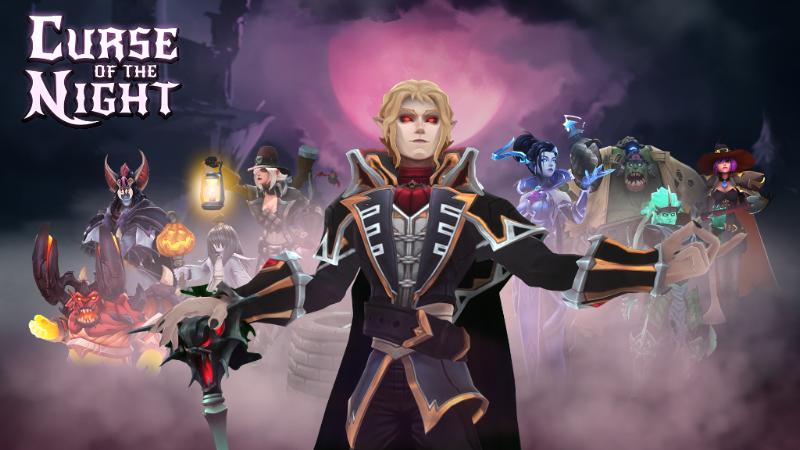 Battlerite Royale - Curse Of The Night