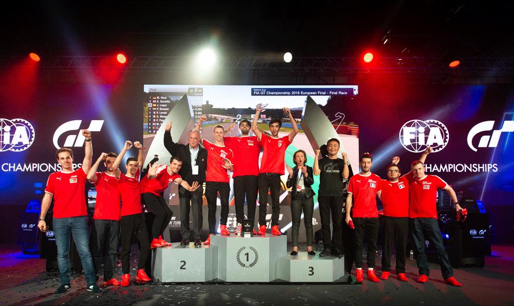 Gran Turismo Championships