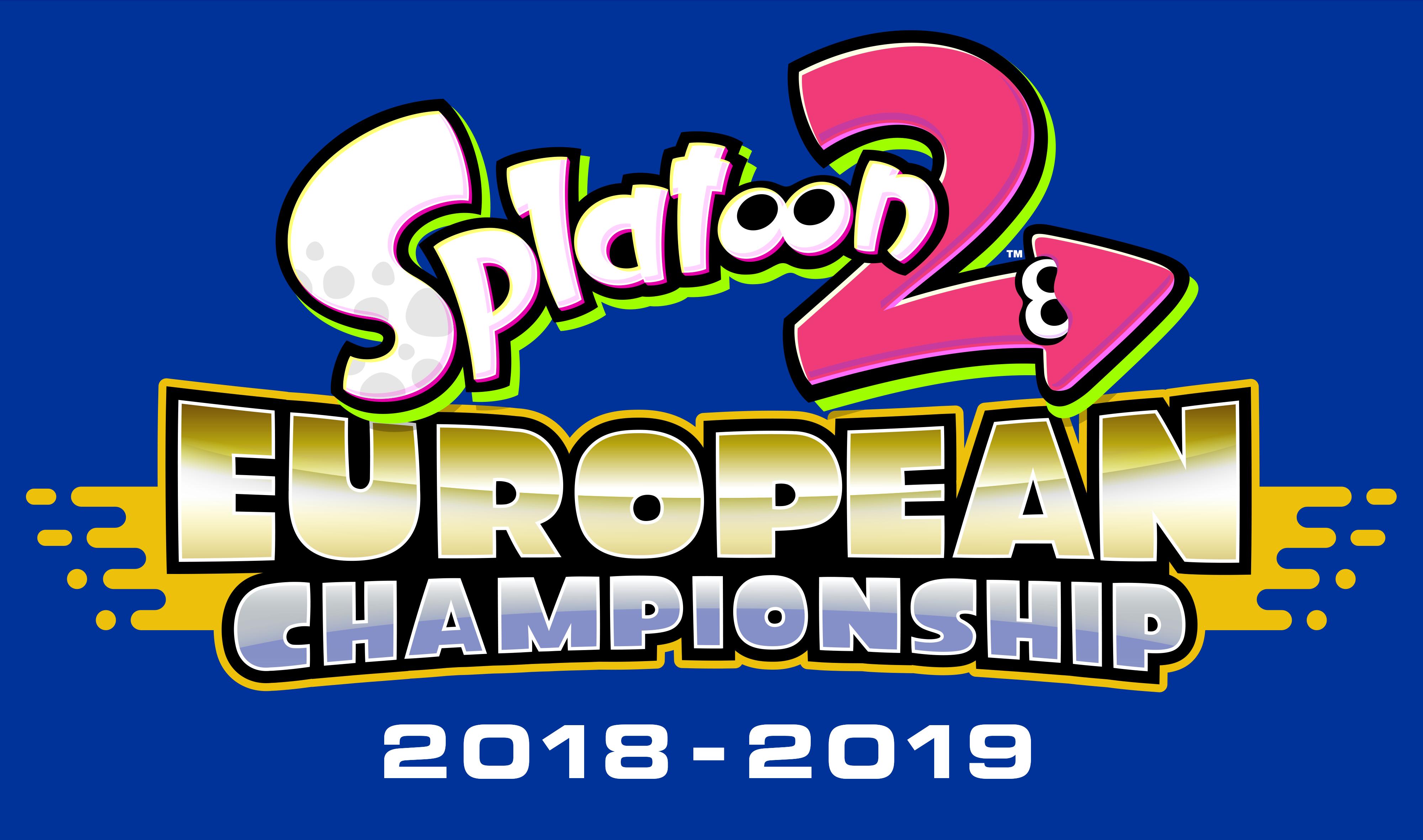 Splatoon 2 European Championship 2018-2019