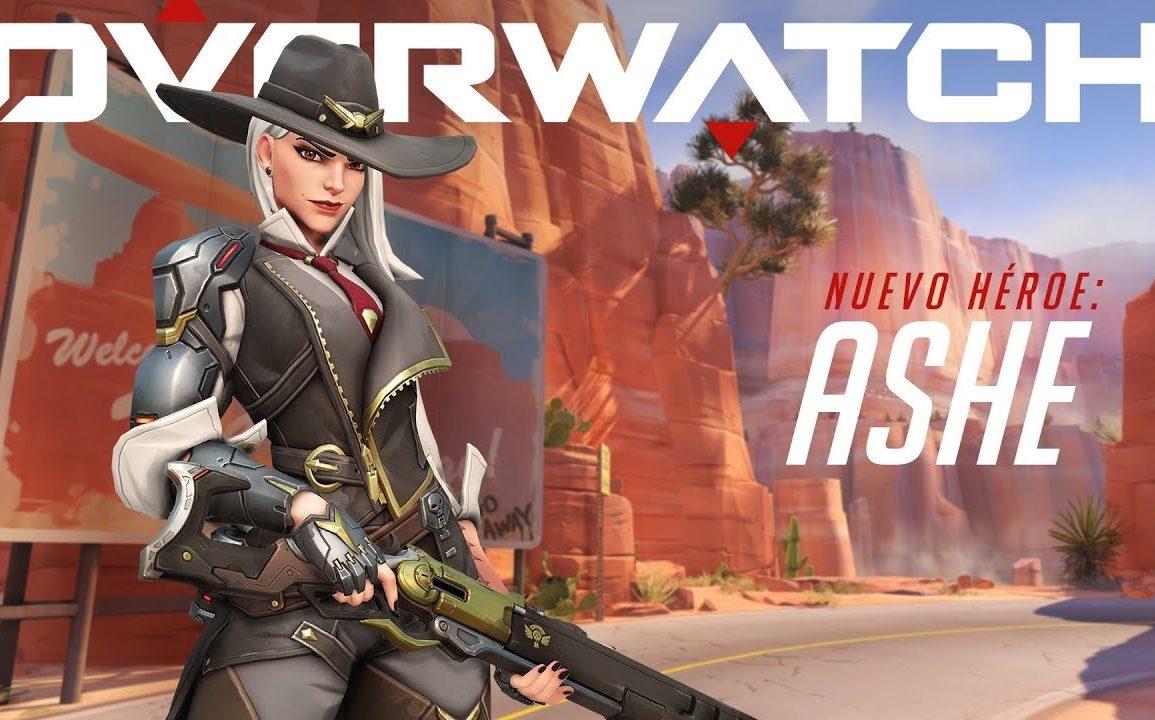 Ashe - Overwatch