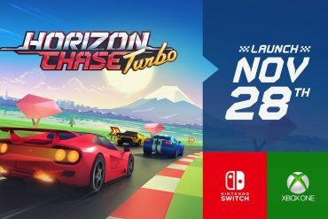 Horizon Chase Turbo - XOne Switch