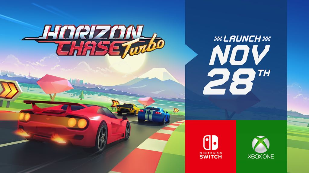 Horizon Chase Turbo - XOne Switch